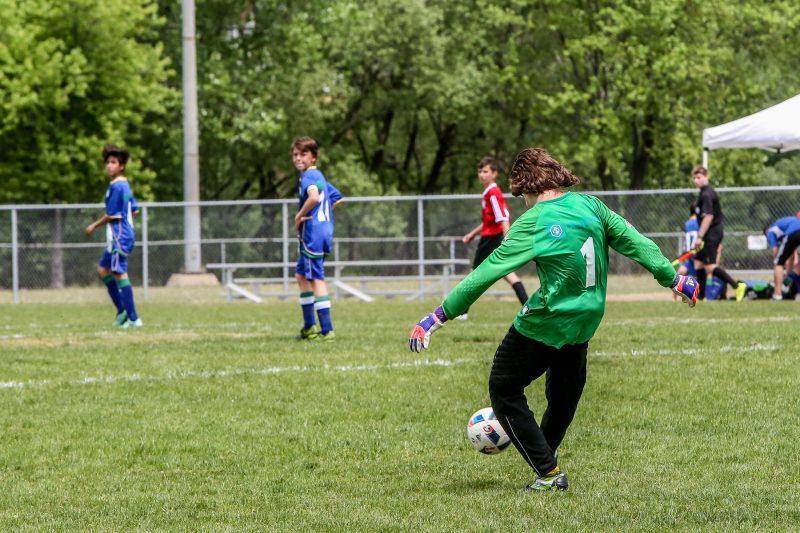 Le tournoi de soccer provincial sera disputé sur plusieurs terrains à Sorel-Tracy du 4 au 6 août. | TC Média - Pascal Cournoyer