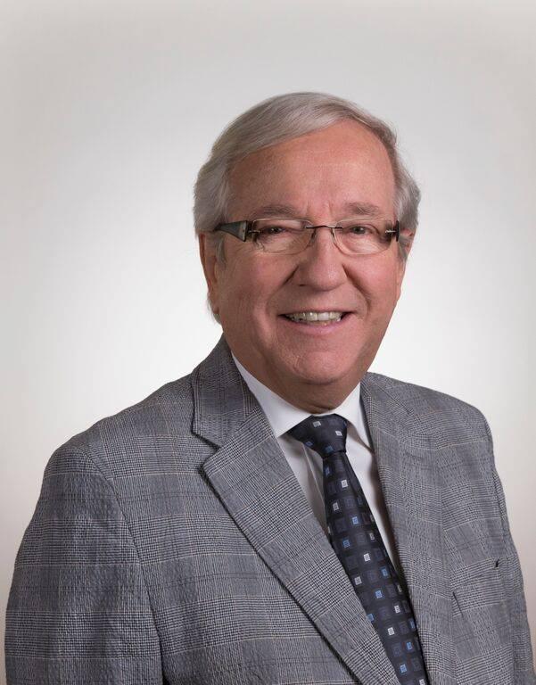 Le député bloquiste sortant, Louis Plamondon. | Photo tirée de Facebook