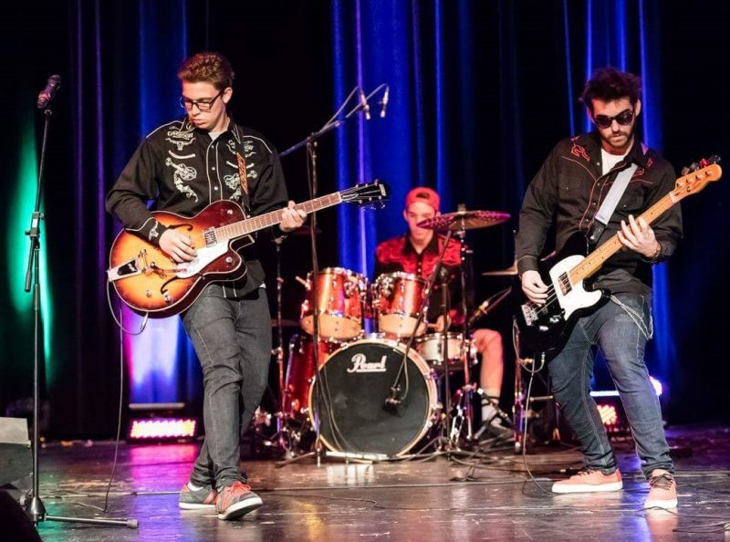 Le trio Alkatraz sera en prestation le 31 juillet prochain au Pub O'Callaghan, à 22h. | www.facebook.com/jfmongeonphotographie