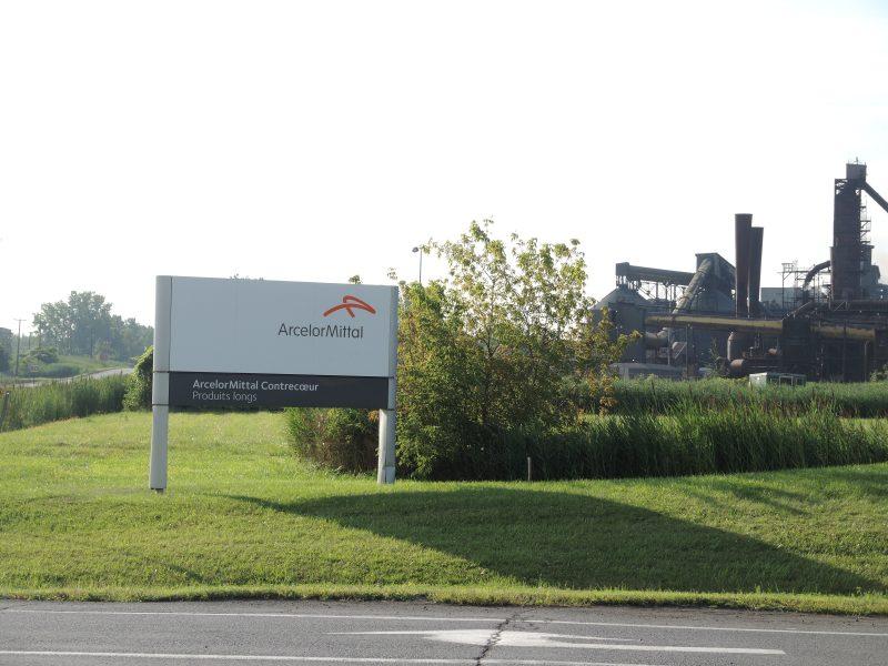 Un arbitrage qui concerne tous les employés d'ArcelorMittal de l'usine ouest engagés depuis 2014. | Photo: TC Média: archives