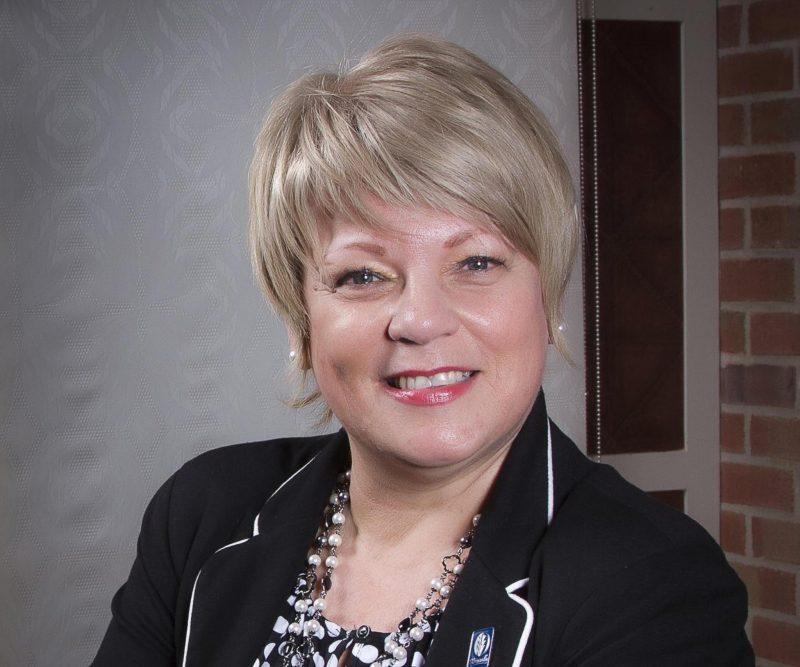Diane de Tonnancourt est candidate à la mairie de Yamaska. | Tirée de Facebook