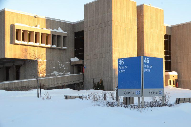 Les délais d'audition des causes criminelles ont augmenté au palais de justice de Sorel-Tracy. | Photo:TC Média - Archives