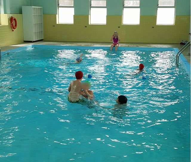 La piscine de la Villa des Berges est ouverte au public tous les samedis et dimanches. | Gracieuseté