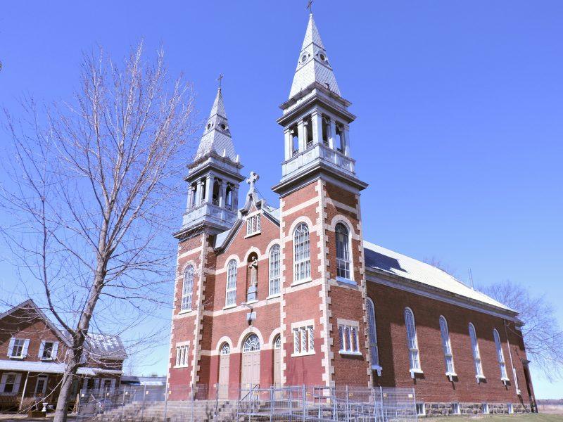 L'église de Saint-Gérard-Majella sera démolie pour y construire une salle communautaire. | Gracieuseté
