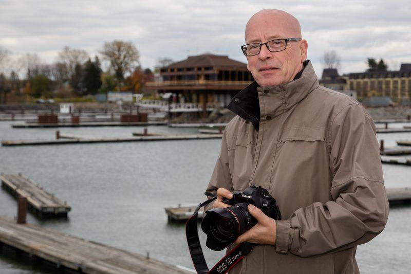 Le photographe Maurice Parent est soulagé que cette procédure judiciaire se termine après deux ans et demi. | Photo: TC Média - Pascal Cournoyer