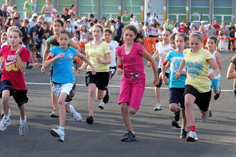 Bon nombre de jeunes de la région se rassemblent chaque printemps. | Photo: TC Média - Archives