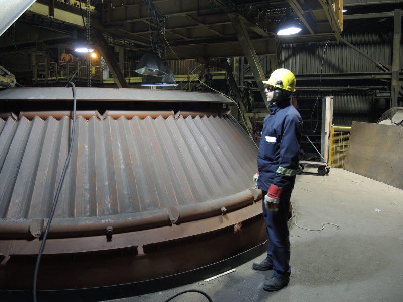 Le Syndicat des ouvriers du fer et du titane a établi plusieurs stratégies pour minimiser les mises à pied chez Rio Tinto Fer et Titane. | TC Média - Sarah-Eve Charland
