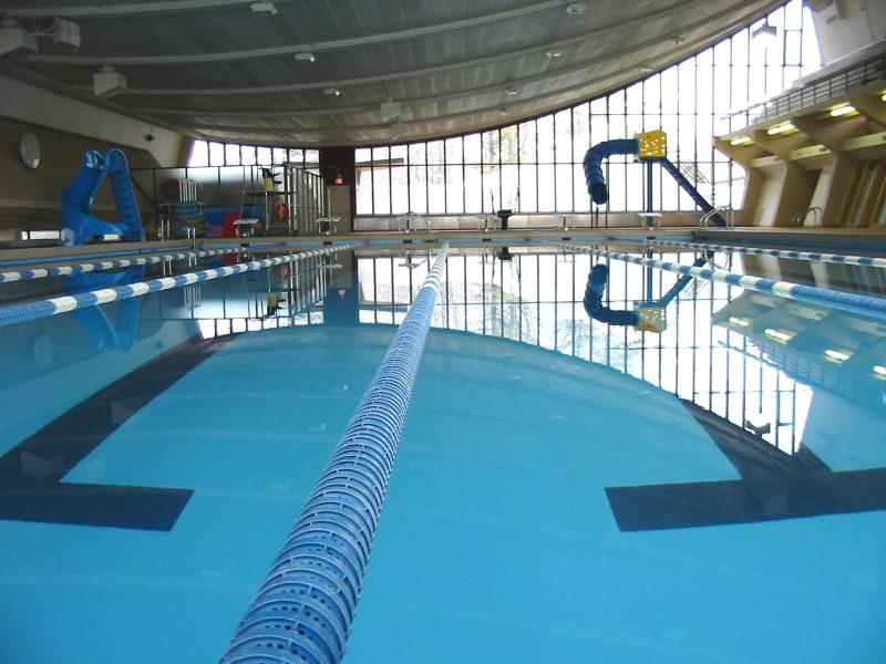 La piscine Laurier-R.-Ménard sera ouverte aujourd'hui de 13h à 16h et de 16h à 18h. | TC Média - Archives