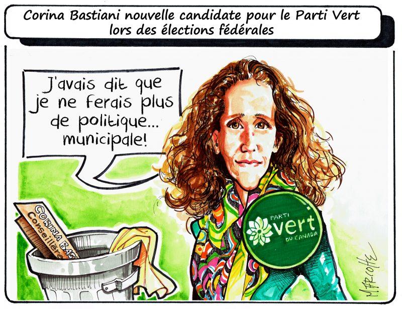 Caricature de Gilles Bill Marcotte du 28 septembre. | Gilles Bill Marcotte