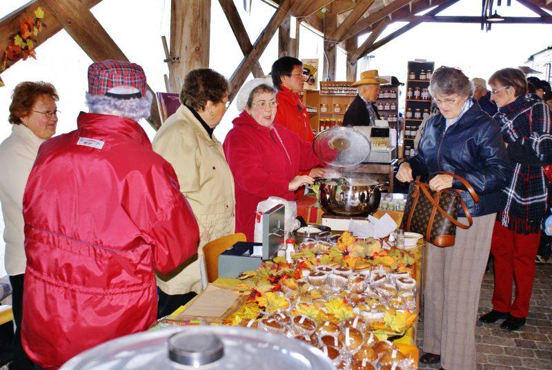 De nombreux producteurs de la région seront présents à la Fête des récoltes de Massueville. | Photo: Gracieuseté