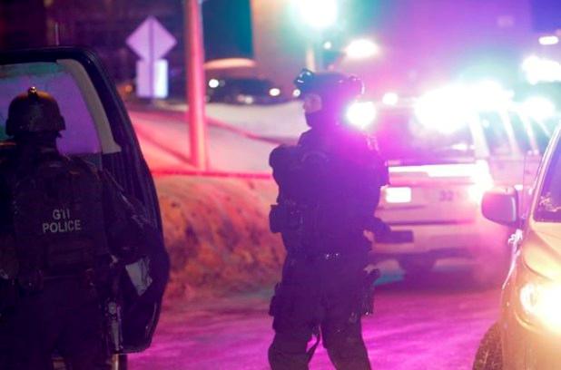 Les attentats qui se sont déroulés hier ont causé six morts. | Francis Vachon/La Presse Canadienne