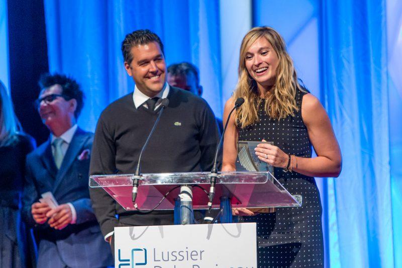 Johans Coll et Jessie Nadeau ont repris l'entreprise Déménagement Jocelyn Nadeau, ce qui leur a valu le prix Relève et transfert entrepreneurial. | Pascal Cournoyer