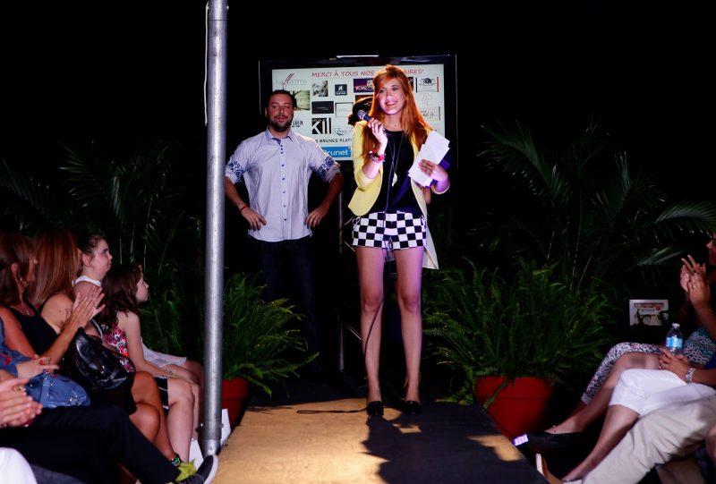 Le défilé de mode est un incontournable chaque année pour les festivaliers. Il se déroulera le 5 juillet, dès 18h. | Gracieuseté – Dominic Gouin