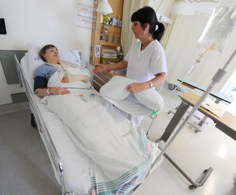 Les infirmières ont été les employées à effectuer le plus grand nombre d'heures supplémentaires au CSSS Pierre-De Saurel. | TC Média - Archives