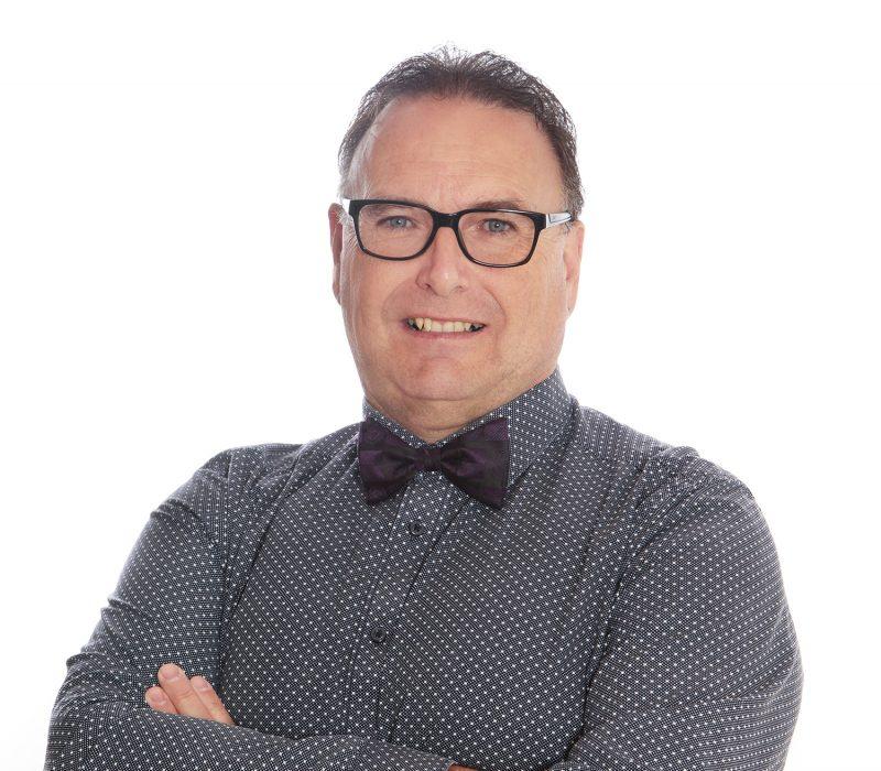 André Gosseln est présentement conseiller du district #5 à Contrecœur. | Gracieuseté