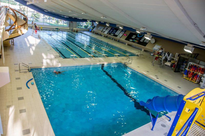 Une mise à niveau et aux normes sera effectuée à la piscine Laurier-R.-Ménard grâce à une subvention gouvernementale de près de 1,7 M$. | Photo: TC Média – Pascal Cournoyer
