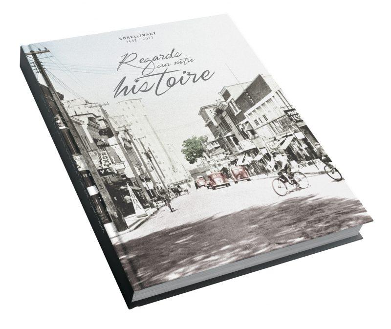 Par ce livre rempli de photographies, Cournoyer publications et la Société historique Pierre-de-Saurel souhaitent saluer en grand le 375e anniversaire de la communauté soreloise. | Photo: Gracieuseté