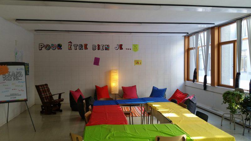 Le local du communautaire à l'école Fernand-Lefebvre. | Gracieuseté