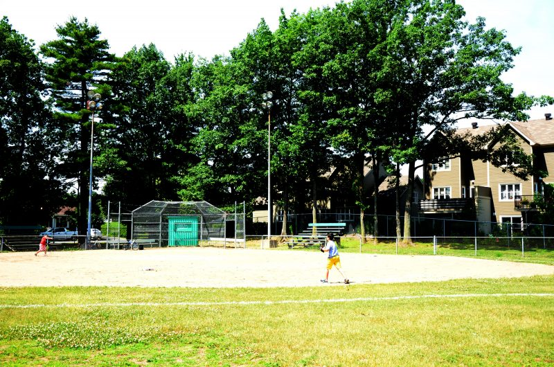 Le parc des Trembles a subi plusieurs améliorations au cours des derniers mois. | Photo: TC Media – Archives
