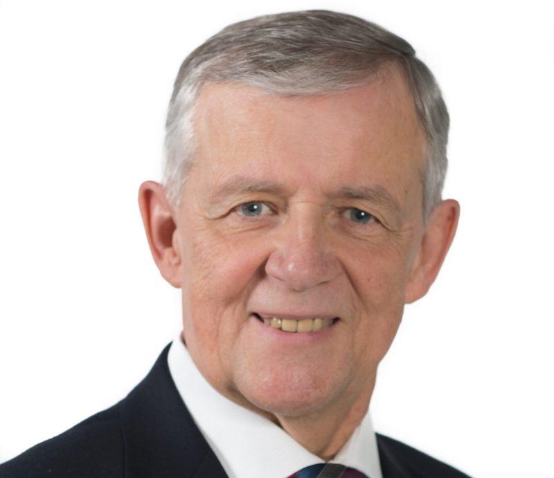 Le maire Claude Pothier. | Philippe Manning - Maître photographe agréé