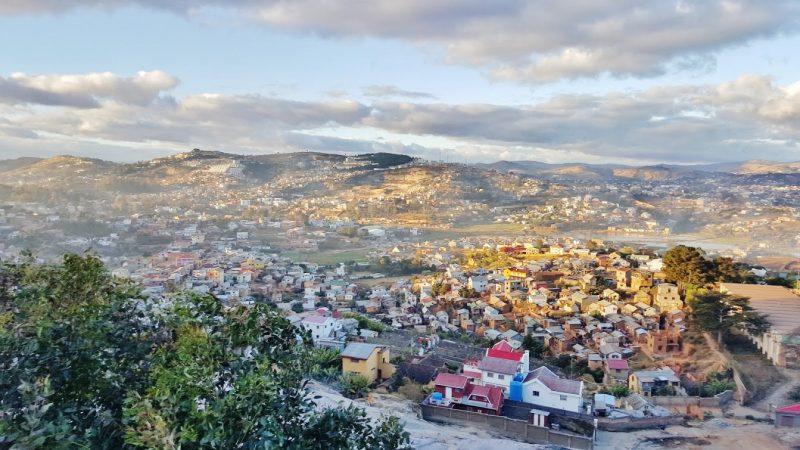 Un partie du paysage à Madagascar. | Photo: Gracieuseté