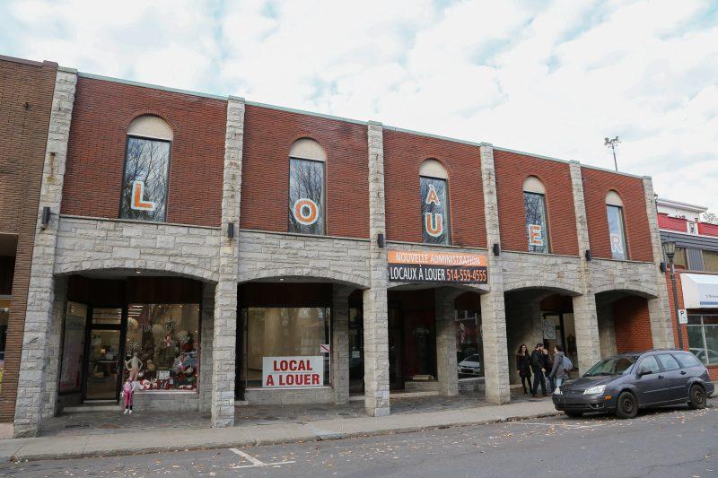 L'immeuble est situé au 53, rue George à Sorel-Tracy.  |  © Photo: Pascal Cournoyer