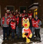 Plus de bénévoles impliqués pour l'Opération Nez rouge à Sorel-Tracy
