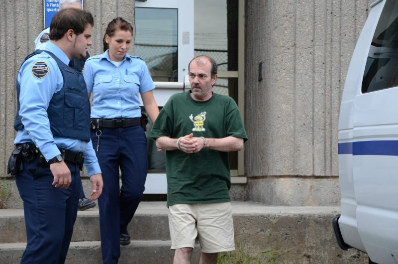 Alain Primeau a été reconnu coupable du meurtre de son frère.