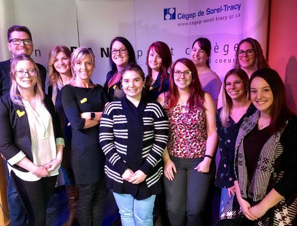 Une conférence sur l'entrepreneuriat au féminin donnée lors de la Journée de la femme