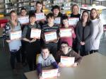 Défi OSEntreprendre : des lauréats à la Commission scolaire de Sorel-Tracy