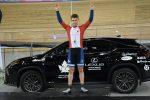Le cycliste contrecœurois Tristan Jussaume sacré champion canadien