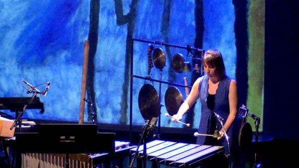Flûte, percussions et numérique composeront un spectacle musical