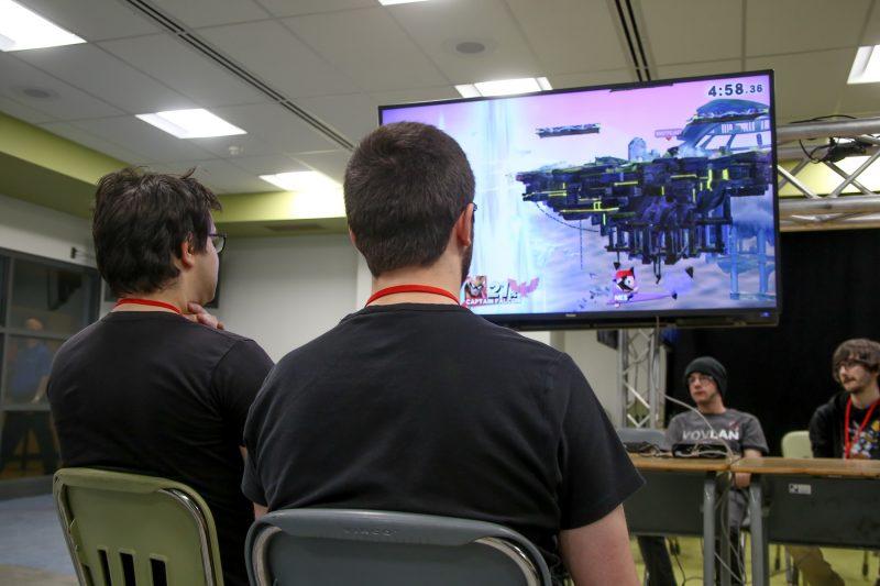 Plus de 250 joueurs ont participé au VovLAN cette année. (Photo: Pascal Cournoyer)