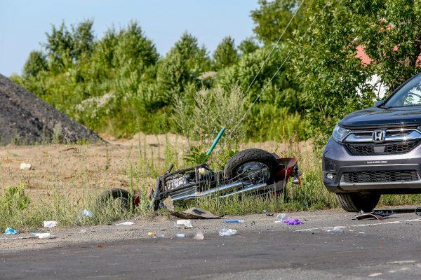 Accident mortel de moto sur le boulevard Fiset : la victime identifiée