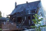 Un barbecue oublié cause un incendie majeur à Sainte-Anne-de-Sorel