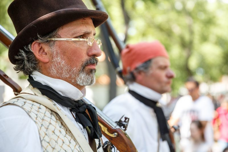 L'événement Saurel en histoire s'inscrit comme une suite de la Fête des familles fondatrices, qui s'était déroulée l'an dernier dans le cadre du 375e anniversaire de Sorel-Tracy.