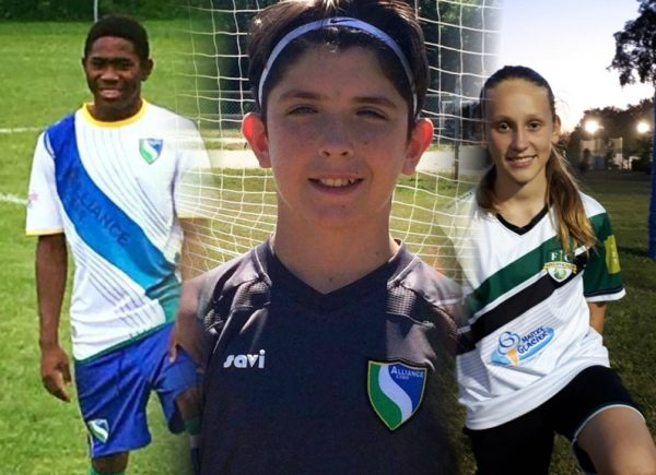 Trois Sorelois aux Jeux du Québec en soccer
