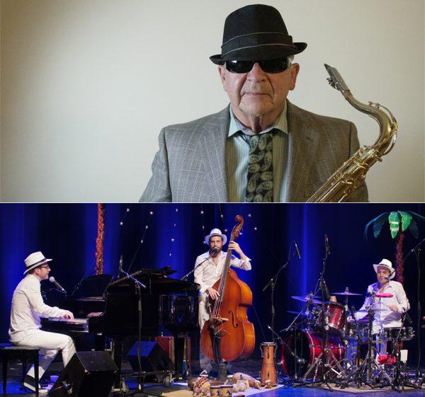 Jazz Crooner Trio et No Son Cubanos en prestation extérieure les 23 et 25 juillet
