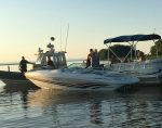 Collision entre deux bateaux : un homme manque à l'appel
