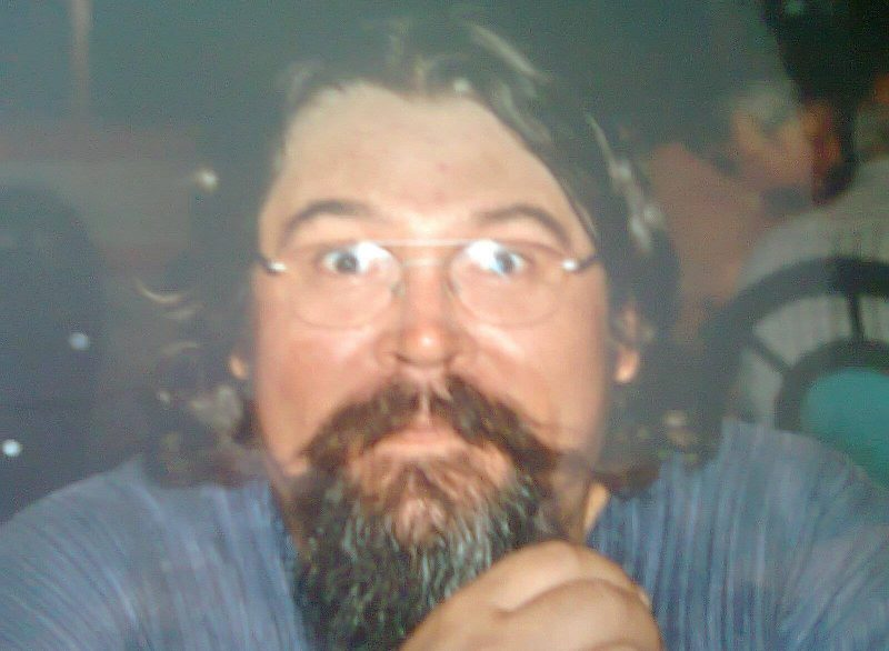 Loïc René, 53 ans, est accusé du meurtre prémédité de son père Guy. (Photo: tirée de Facebook)