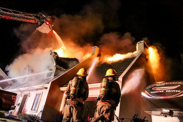 Une résidence de Sainte-Anne-de-Sorel part en fumée