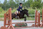 Direction Jeux équestres du Québec pour Charlotte Pacull