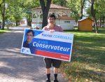 Patrick Corriveau est le candidat du Parti conservateur dans Richelieu