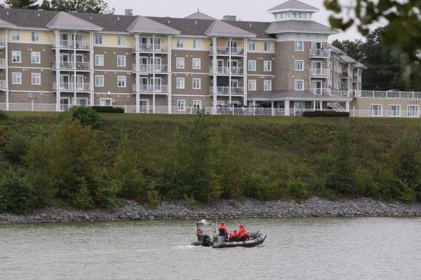 Un corps trouvé dans la rivière Richelieu à Sorel-Tracy