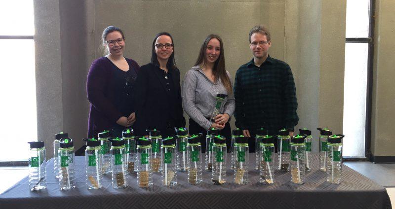 Les écoles secondaires du territoire banniront les bouteilles d'eau à usage unique