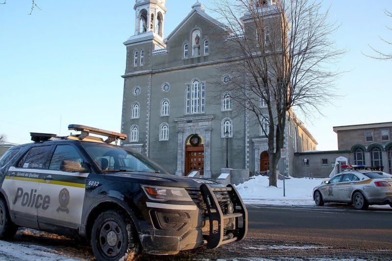 Un corps retrouvé près de l'église St-Pierre