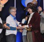 L'Ordre de Pécaudy décerné à Suzanne Parmentier à Contrecœur