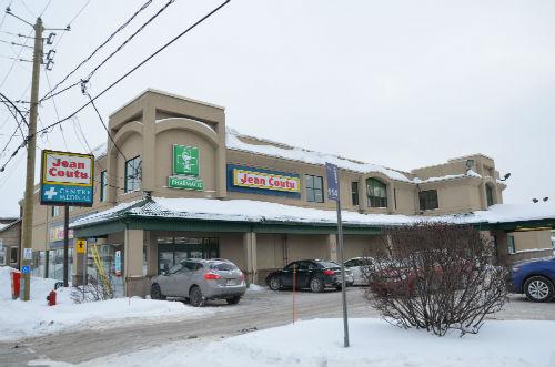La clinique d'hiver est prise en charge par la clinique médicale située au 500 route Marie-Victorin à Sorel-Tracy.  Photo Katy Desrosiers | Les 2 Rives ©