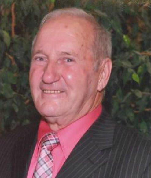 Louis Hemmings a été maire de Saint-Aimé de 1989 à 2009. Photo Corporation des thanatologues du Québec