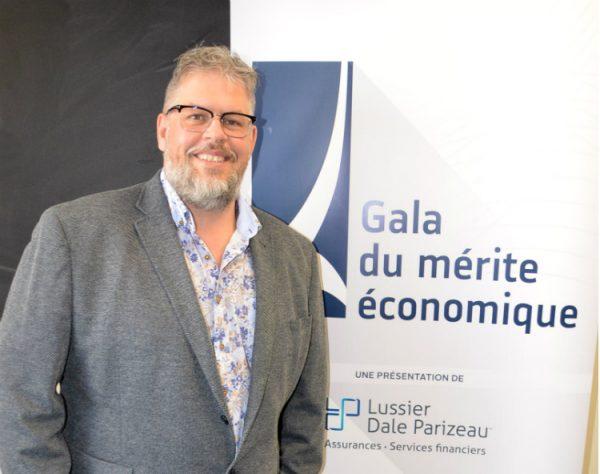 Un entrepreneur dans l'âme comme président d'honneur du 34e Gala du mérite économique